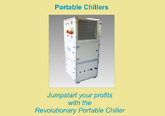 Big Portable Chiller